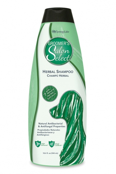 Groomer's Salon Select Herbal / Szampon ziołowy 544ml